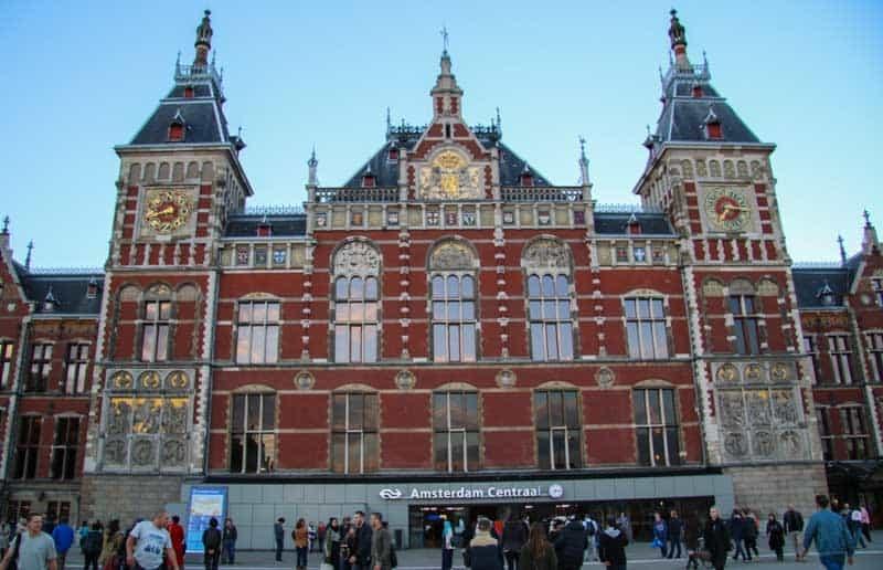 Intrepid Escape - Southampton to Amsterdam KLM-10