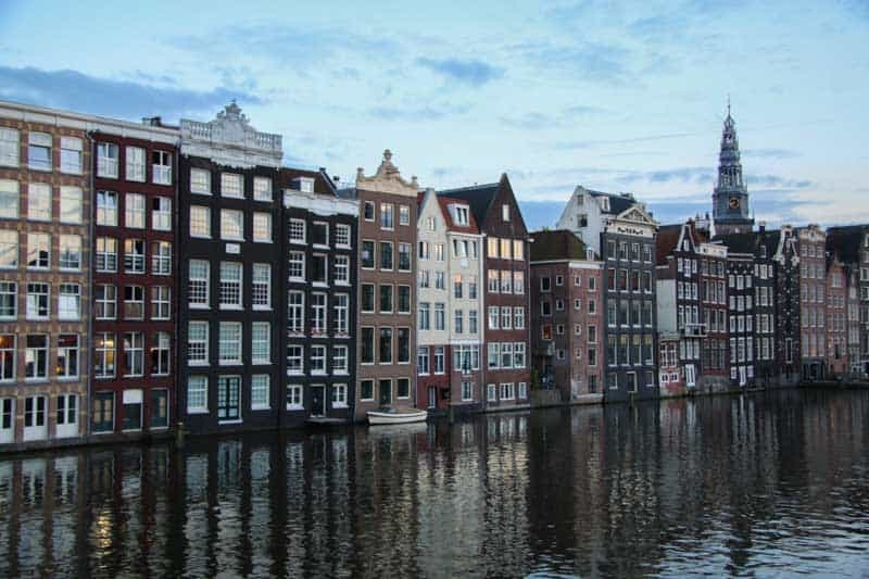 Intrepid Escape - Southampton to Amsterdam KLM-11