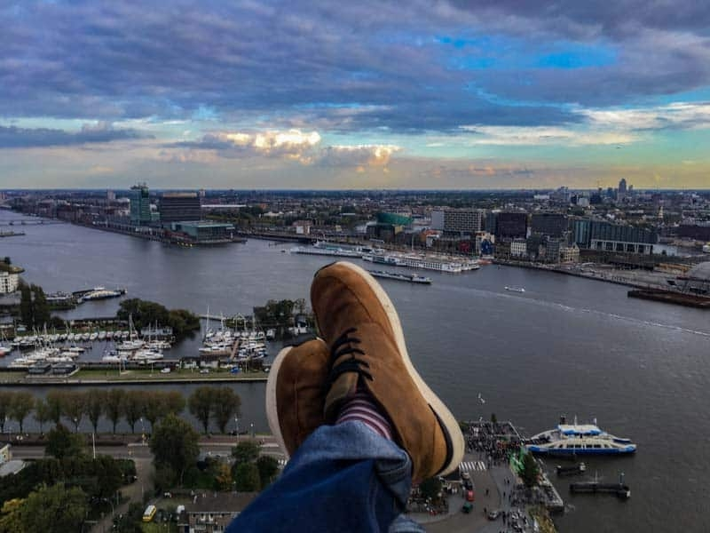 Intrepid Escape - Southampton to Amsterdam KLM-23