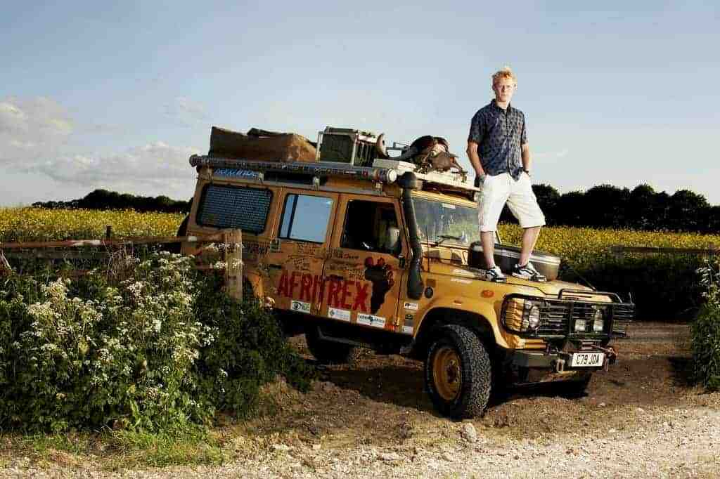 Ben Southall - Top Travel Blogs 2015 Intrepid Escape
