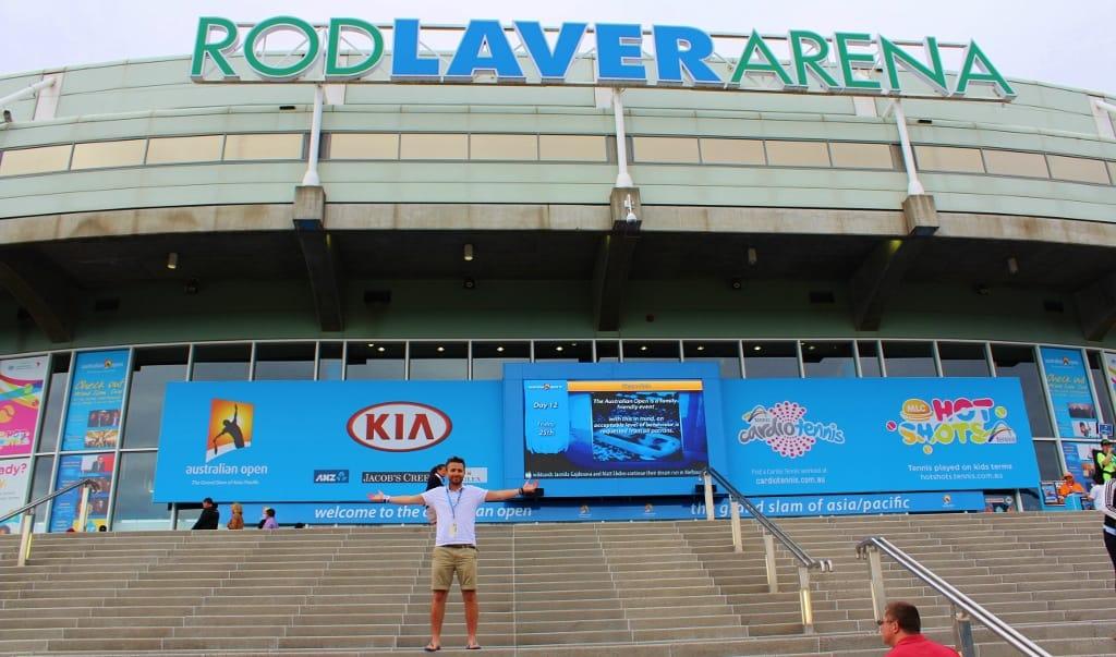 Australian Open Tennis, Melbourne