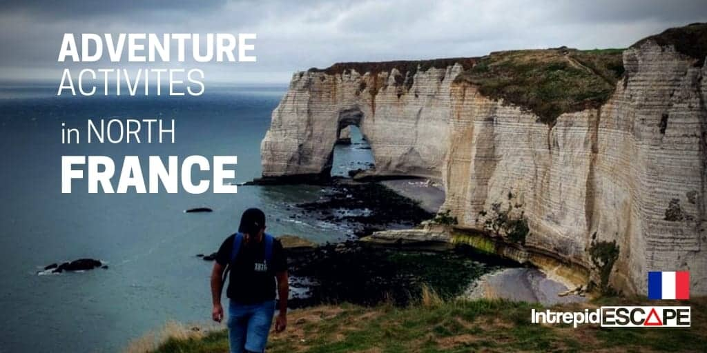 Adenture Activities North France - Intrepid Escape