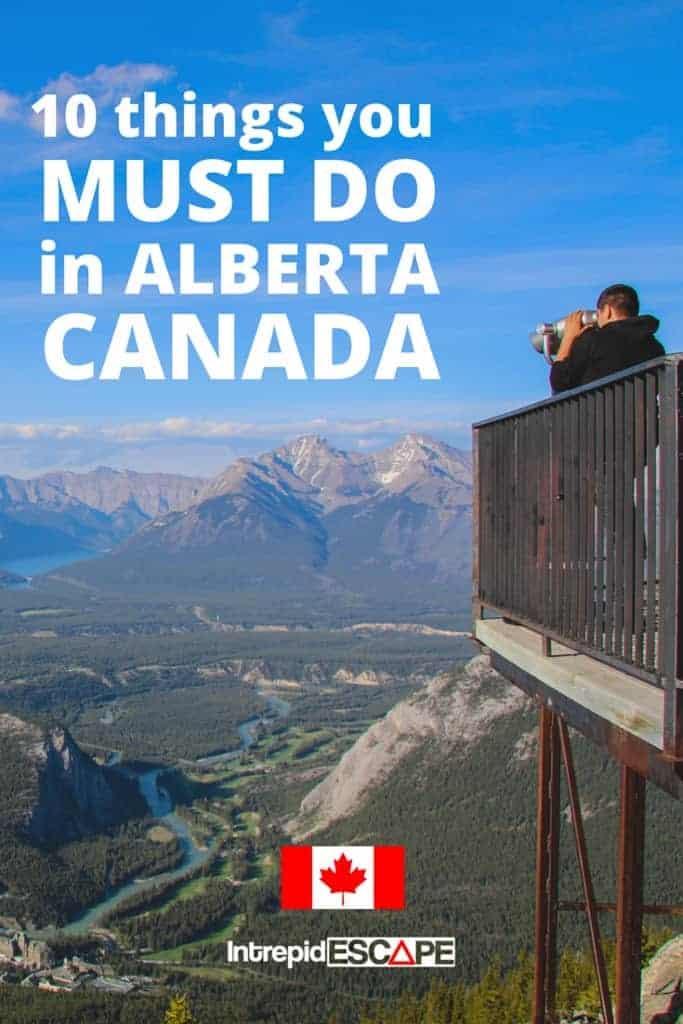 The Top 10 Attractions in Alberta | Keep Exploring