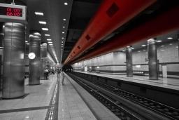 Athens Metro - Intrepid Escape