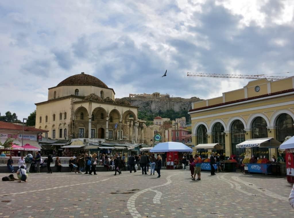 Athens Monastiraki - Intrepid Escape