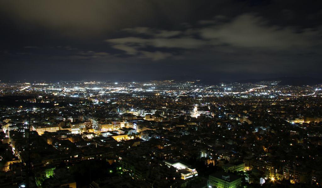 Athens Mount Lycabettus - Intrepid Escape