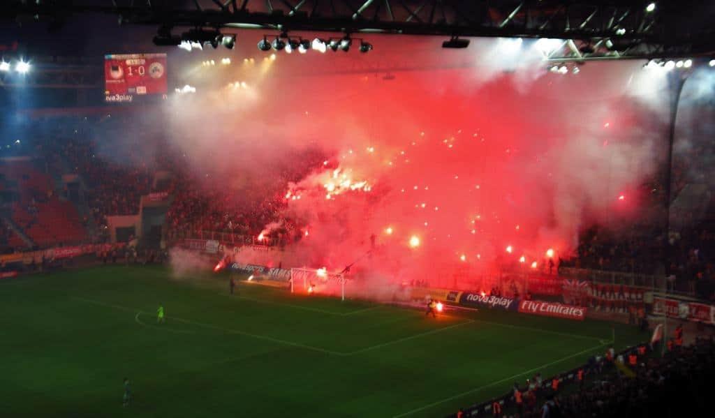 Athens Olympiakos football - Intrepid Escape