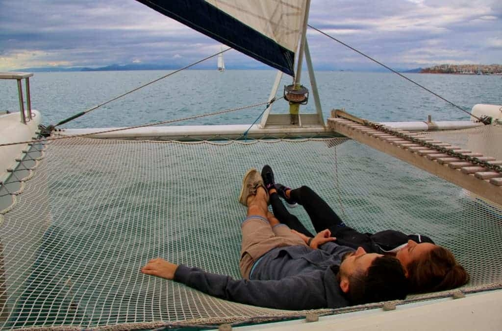 Athens boat trip - Intrepid Escape