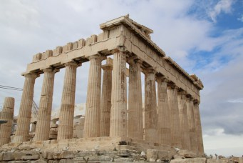 Athens Acropolis, The Parthenon - Intrepid Escape