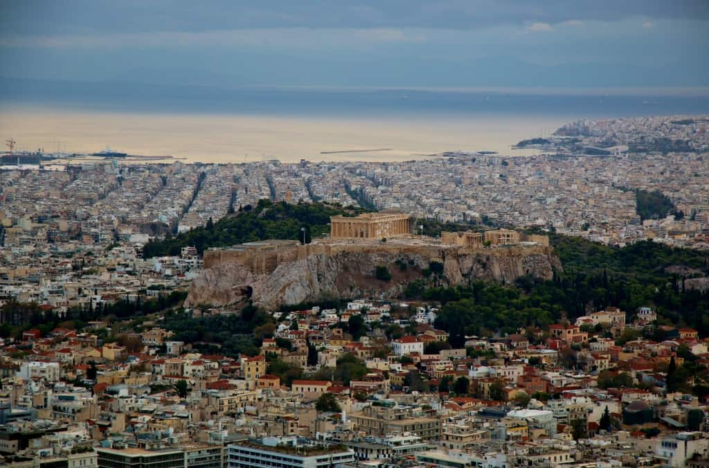 Athens Mount Lycabettus - Intrepid Escape