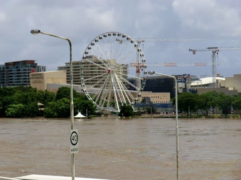 Brisbane Floods 2011