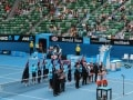 Rod Laver Arena - Women\'s Doubles Final