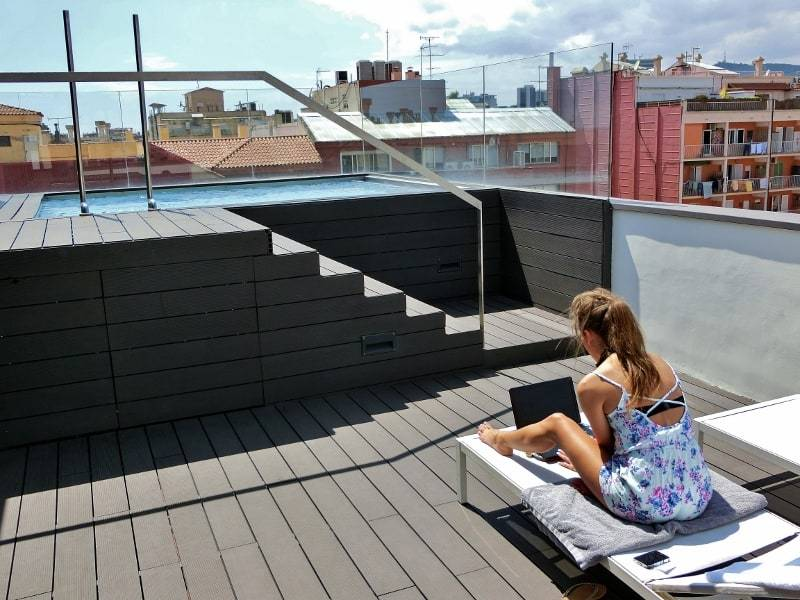 The Mirror Hotel, Barcelona
