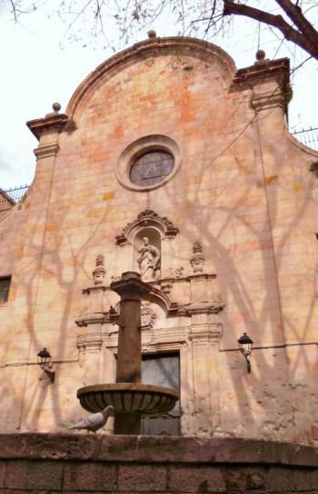 The Gothic Quarter, Barcelona