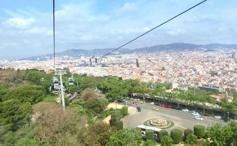 Montjuïc, Barcelona