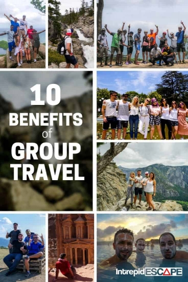 Benefits of Group Travel