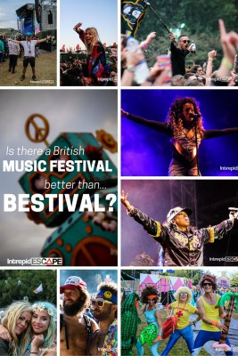 Is there a better music festival than Bestival?