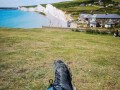 Road Trips England Birling Gap Seven Sisters - Intrepid Escape