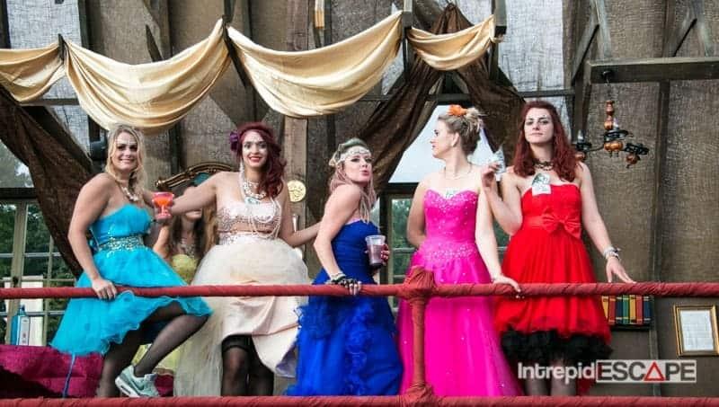 Boomtown Fair 2015 - Intrepid Escape