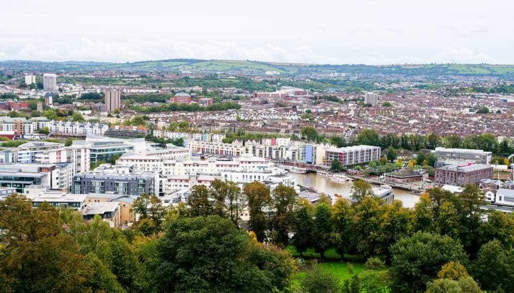 Bristol Weekender: A 3-day Microgap in the UK's Street Art Capital