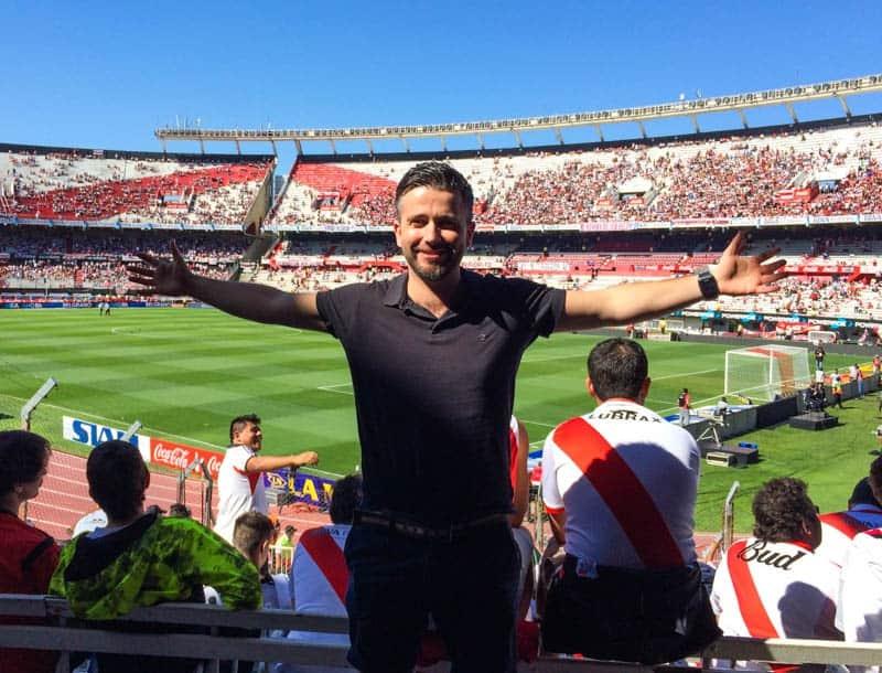 Intrepid Escape - River Plate vs Boca Juniors