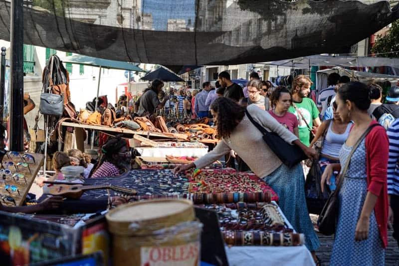 Intrepid Escape  San Telmo Market