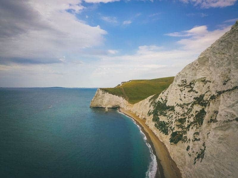 Camping on the Dorset Jurassic Coast - Intrepid Escape