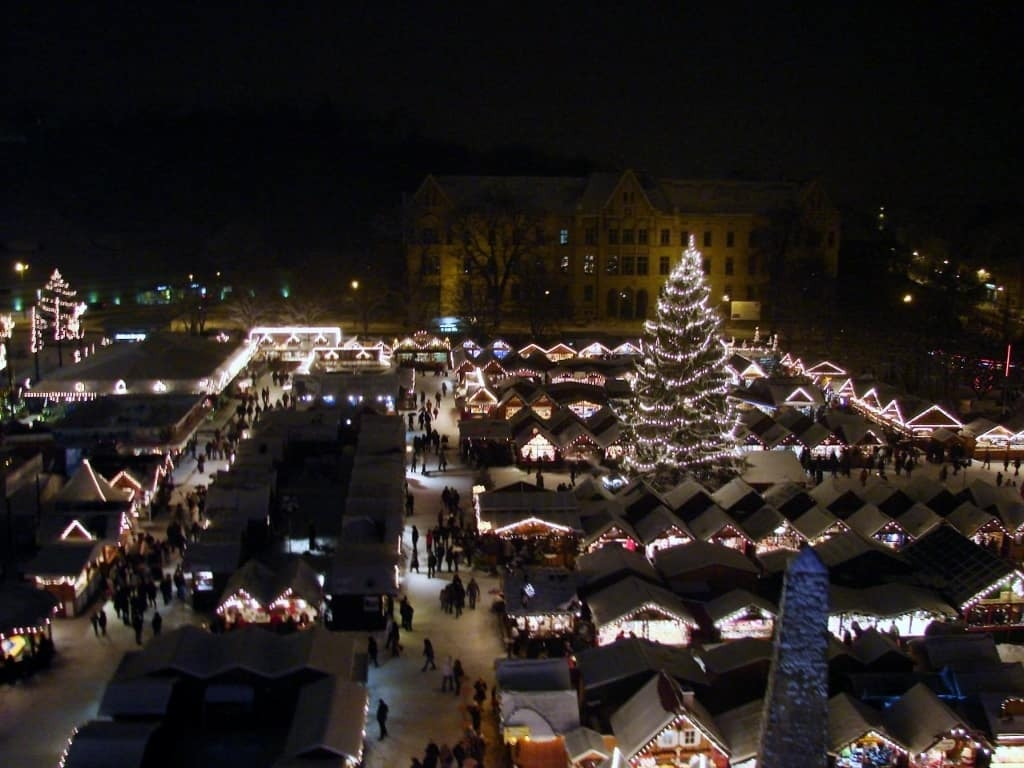 Crazzzy Travel - Germany at Christmas