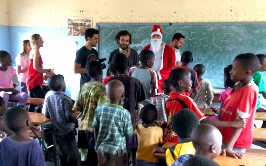 Little Things - Christmas in Zambia