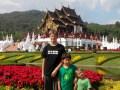 Bohemian Travelers - Chiang Mai at Christmas