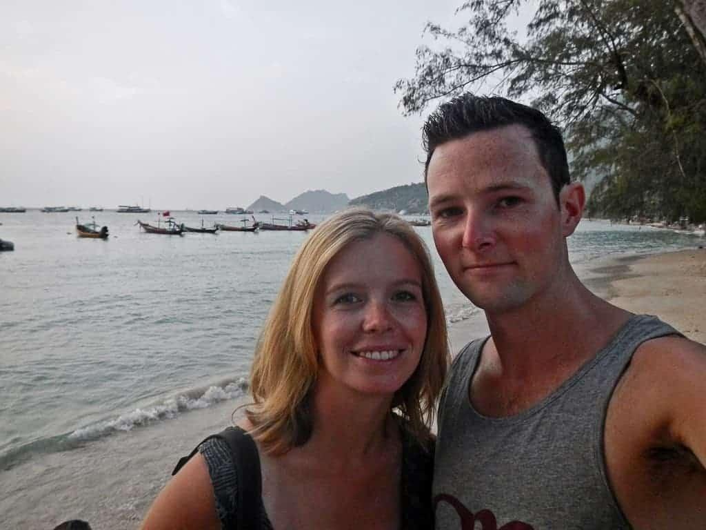 The Global Couple - Koh Tao