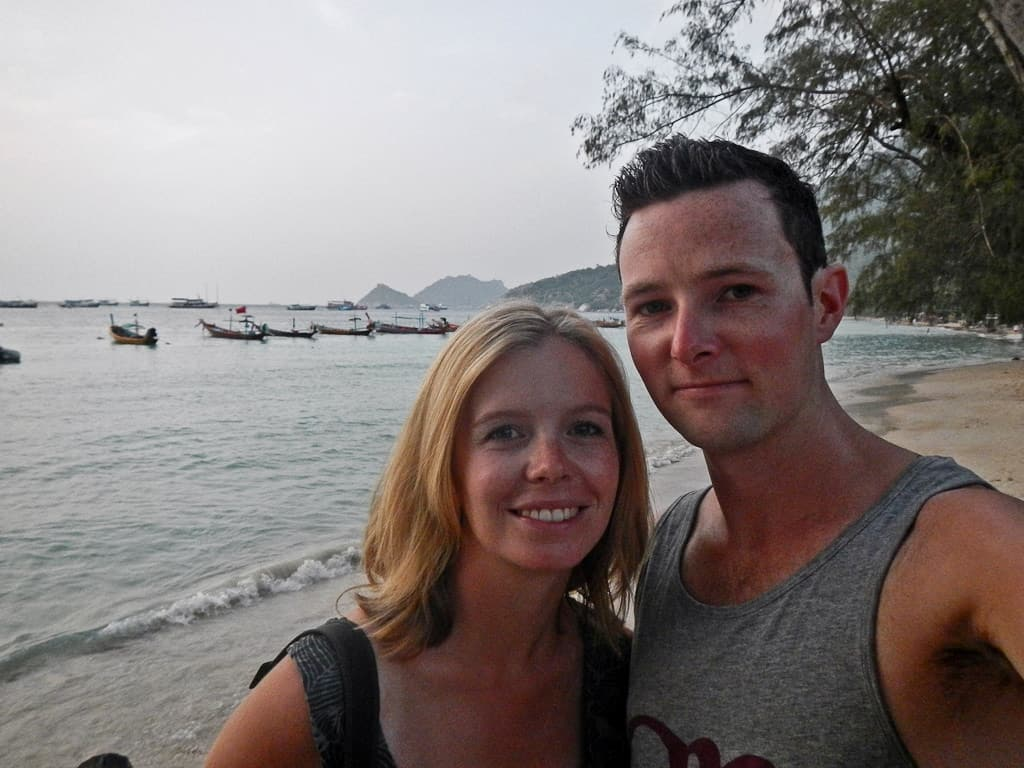 The Global Couple - Koh Tao