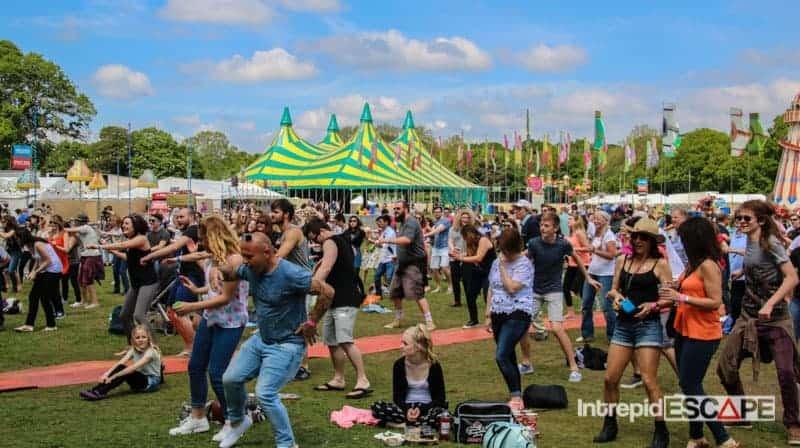 Common People Festival, Southampton