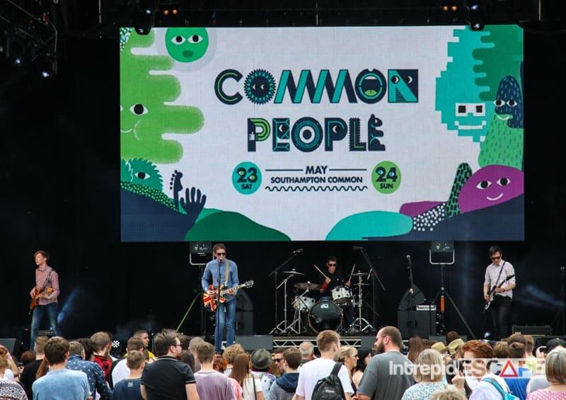 The Novatones - Common People