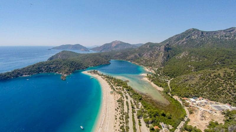 10 Things you Must do in Dalaman Turkey - Paragliding Oludeniz