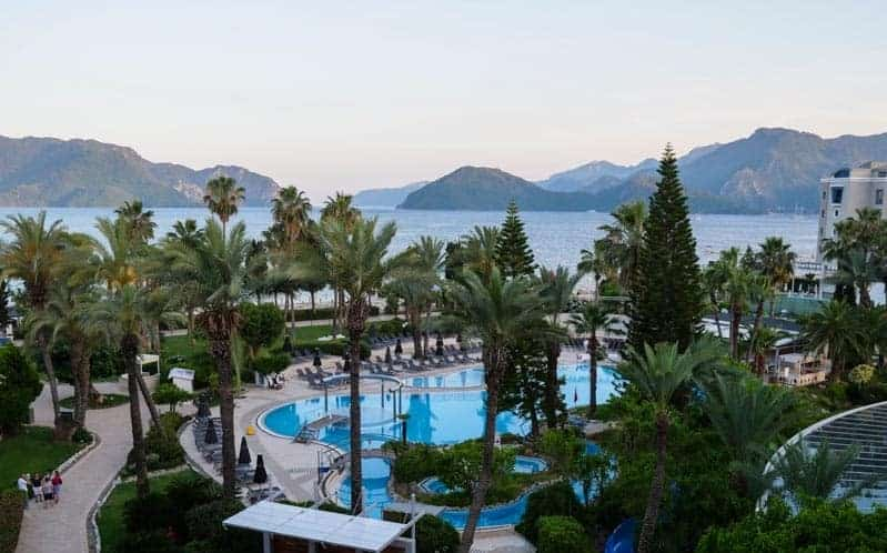 D Resort Grand Azur - Marmaris