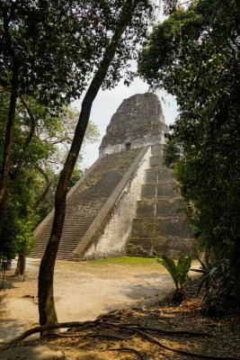 Intrepid Escape - Tikal Mayan Ruins Guatemala (4)