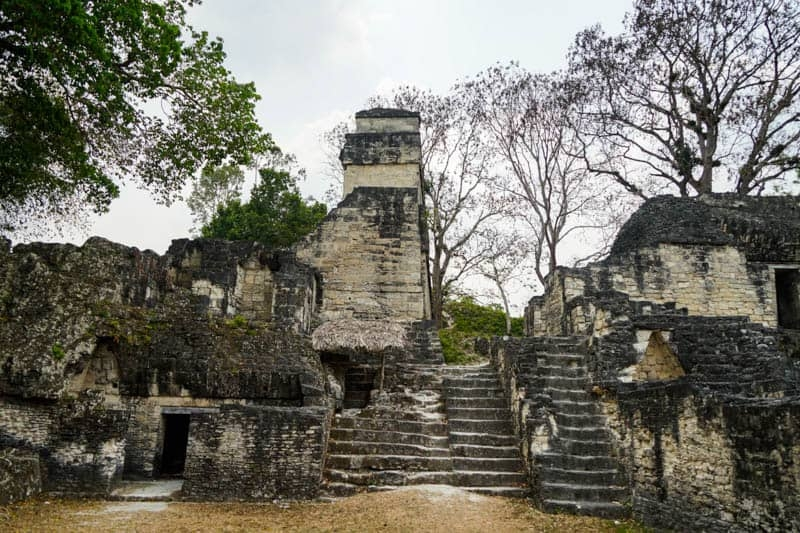 Intrepid Escape - Tikal Mayan Ruins Guatemala (7)