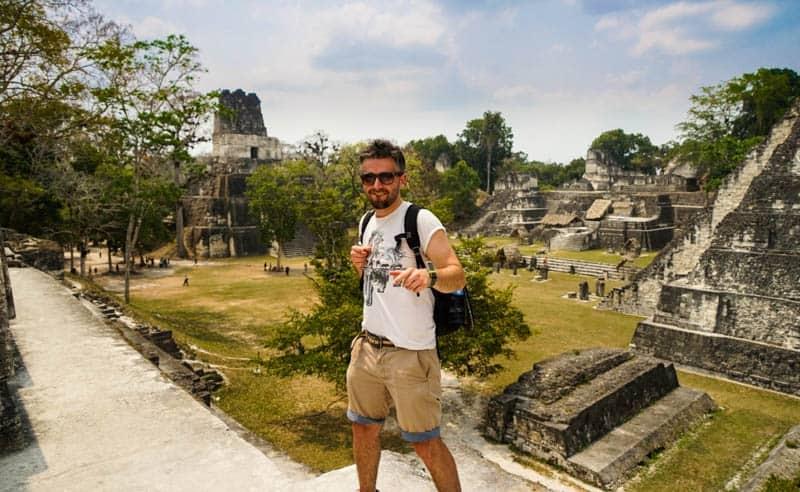 Intrepid Escape - Tikal Mayan Ruins Guatemala (11)