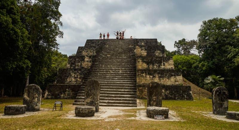 Intrepid Escape - Tikal Mayan Ruins Guatemala (13)