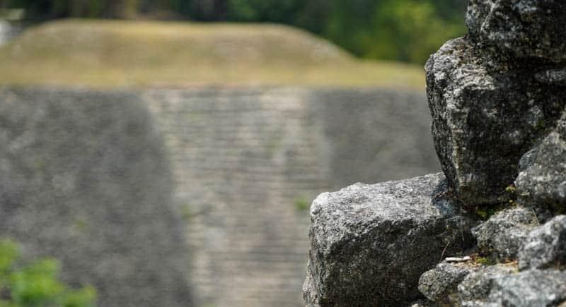 Intrepid Escape - Xunantunich Mayan Ruins Belize-11