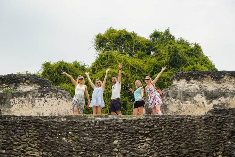 Intrepid Escape - Xunantunich Mayan Ruins Belize-3