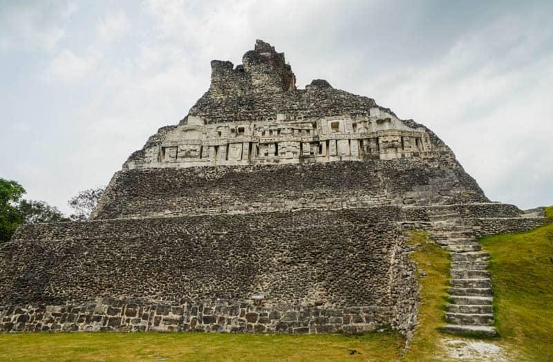 Intrepid Escape - Xunantunich Mayan Ruins Belize-7