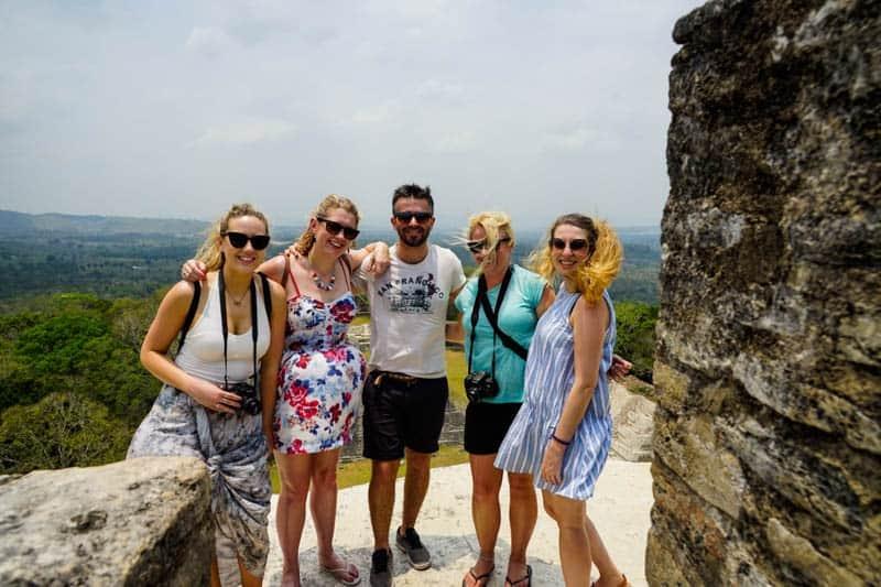 Intrepid Escape - Xunantunich Mayan Ruins Belize-8