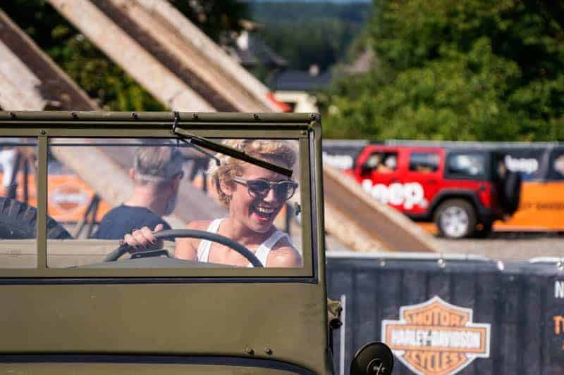 European Bike Week with Jeep