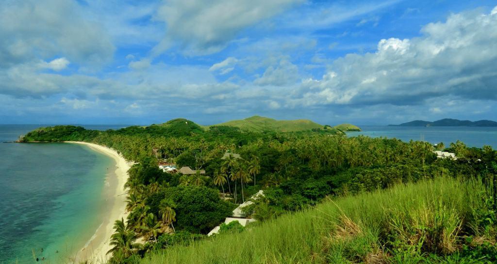Fiji Island Hopping - Mana