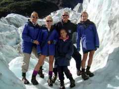 Franz Josef Glacier - Miss Barlow