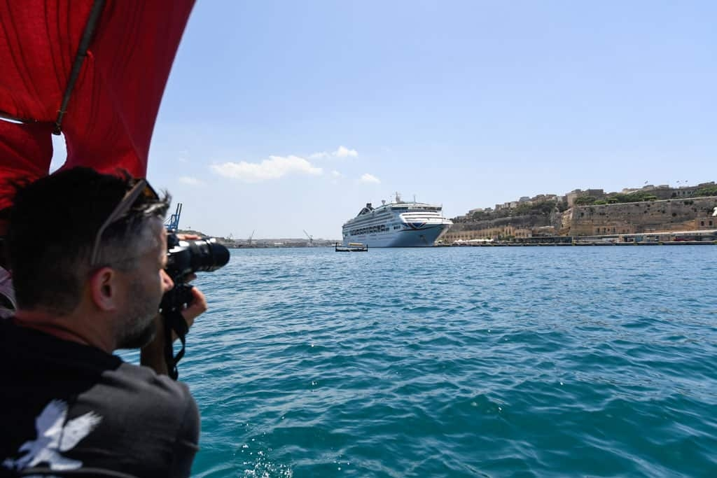 Discovering Greece & The Med with P&O Cruises - Intrepid Escape