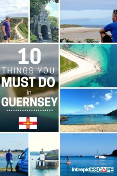 Guernsey 10 things you must do - Intrepid Escape