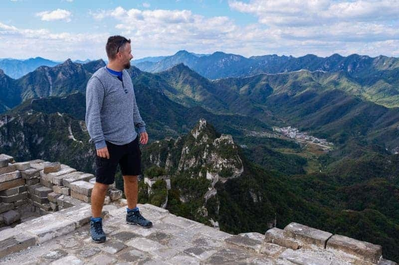 Hiking the Great Wall of China - Intrepid Escape